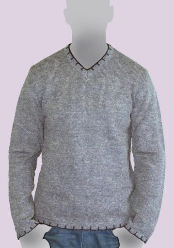 Как правильно связать свитер